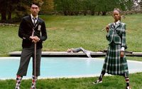 After basketball and soccer, Thom Browne turns to golf