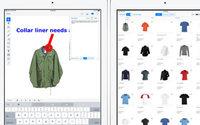 Centric Software : un outil 3D photoréaliste pour économiser sur l'échantillonnage