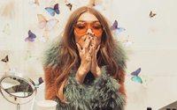 Maybelline lanza una colección de maquillaje con Gigi Hadid