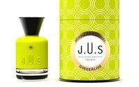 J.U.S, nouvelle parfumerie de niche aux accents pop