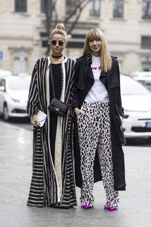 Street Fashion Milano N301