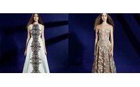 L'haute couture di Antonio Grimaldi in mostra a Riyad