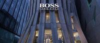 表参道のトーチ状建築にヒューゴ ボスの最新「Bossストア」オープン