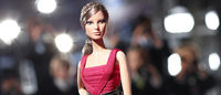 Barbie ganha vestido bandage de Herve Leger