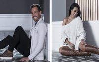 Sofia Ribeiro e Pedro Teixeira protagonizam campanha da Seaside