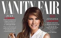 Melania Trump protagoniza la nueva portada de Vanity Fair México