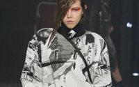 LFW: per Versus Versace tute e scuba